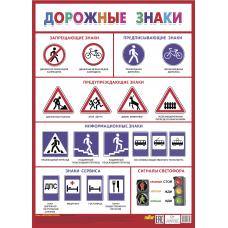Дорожные знаки (большой формат)