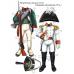 Военная форма России: исторический военный костюм. Мальчик